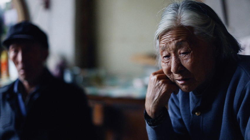 Les beaux-parents chinois de Madame B.
